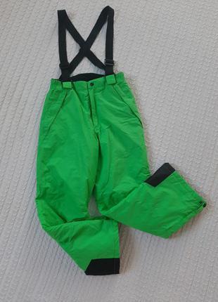 Лыжные штаны комбинезон лыжный