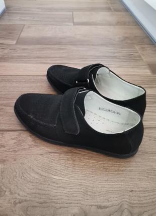 Туфли для мальчика, одевал 2 раз