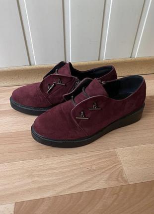 Лоферы. оксфорды. ботинки. осенние туфли