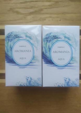 Туалетная вода для женщин aromania aqua