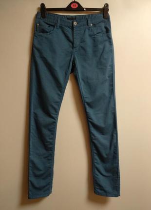 Актуальные фирменные мужские джинсы скинни 👖 w30 l 32