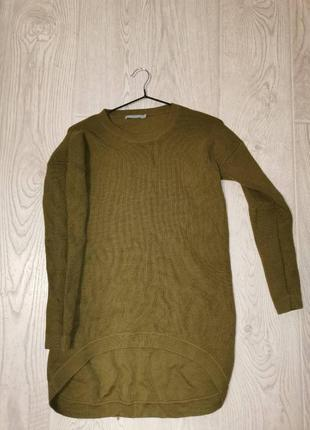 Шерстяной свитер cos