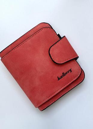 Кошелек baellerry forever mini балери форевер мини красный