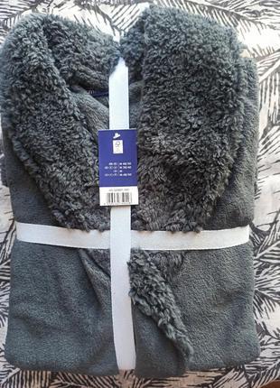 Шикарный подарок мужской халат miomare германия в упаковке m(48-50)