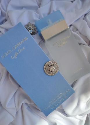 Dolce and gabbana light blue туалетная вода духи парфюм