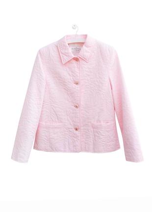 Немецкая брендовая куртка жакет пиджак из фактурной ткани изумительного качества baronia