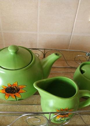 Чайник чайний набір чаювання