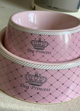 Миска trixie dog princess