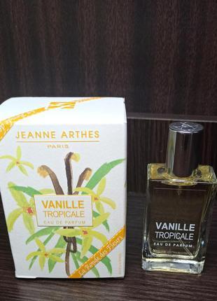 Распив jeanne arthes la ronde des fleurs vanille tropicale 1 мл-15 грн.