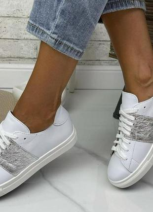 👌🍂крутые кожа кеды туфли 🍂