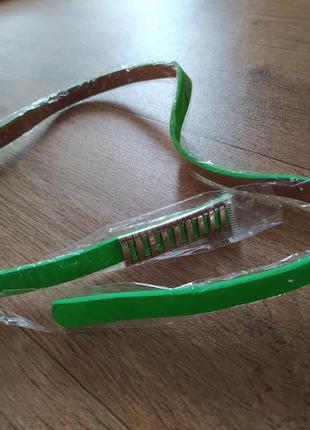 Неоновый зеленый ремешок