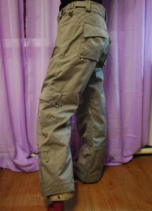 Сноубордические удобные штаны