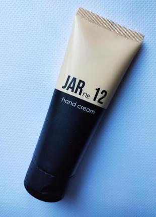 Увлажняющий крем для рук jar №12 hand cream 75 мл.