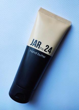 Восстанавливающий баттер для поврежденной и сухой кожи рук jar №24 hand butter 75 мл.