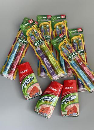 Зубные щётки crayola