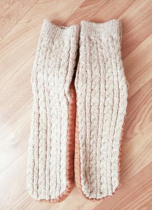 Носки- тапки
