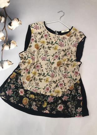 Блуза / блузка натуральная ткань