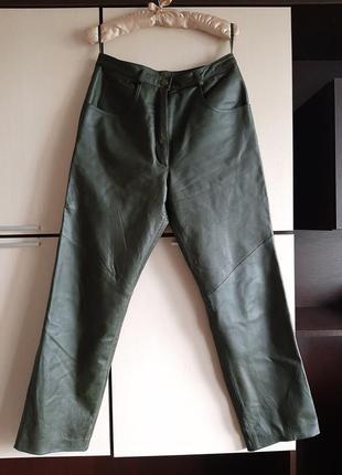 Кожаные штаны натуральная кожа hammerschmid