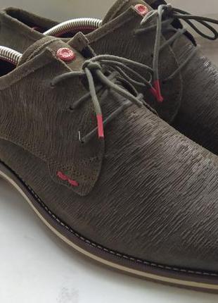 Новые туфли дерби nobrand (португалия) р 43.28 см