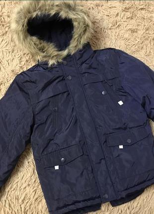 Деми куртка -парка george 6-8 лет