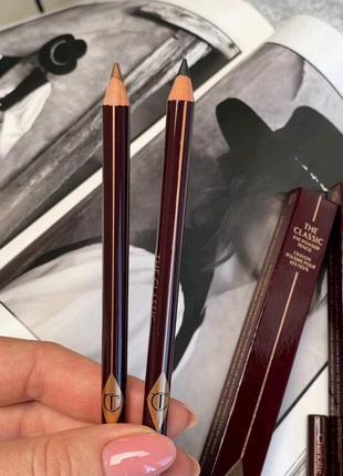 Карандаш для глаз charlotte tilbury the classic eye powder pencil