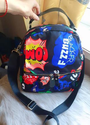 Сумка сумочка цветная яркая