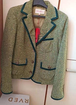 Твидовый пиджак jackpot