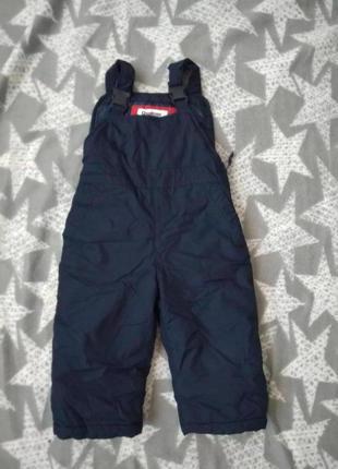 Балонові штани,зимові на хлопчика