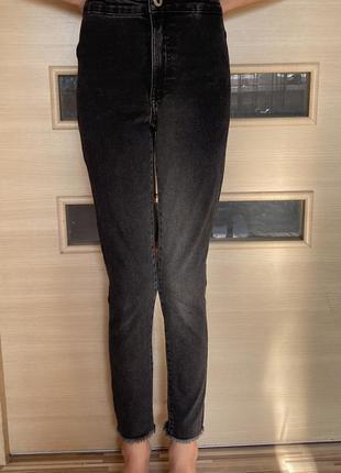 Скини джинсы зара