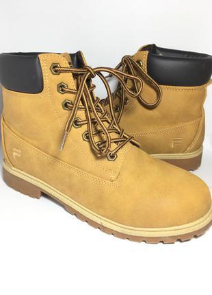 Оригинальные ботинки fila