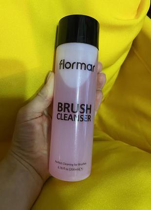 Профессиональный очиститель кистей flormar