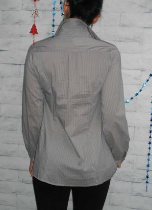 Симпатичная рубашка kiabi размер 38 евро.2