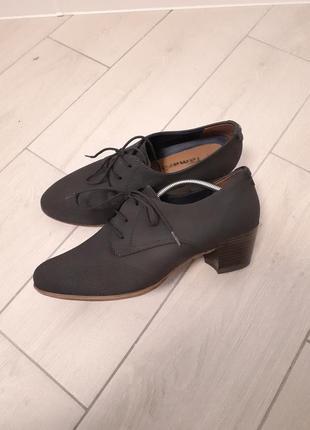 Туфли ботильйони ботинки