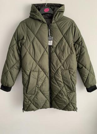 Куртка  двохстороння стьогана