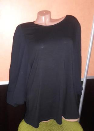 Блуза батал 18