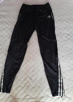 Спортивные лосины adidas, женские лосины, женские спортивные лосины, спортивные штаны, лосины