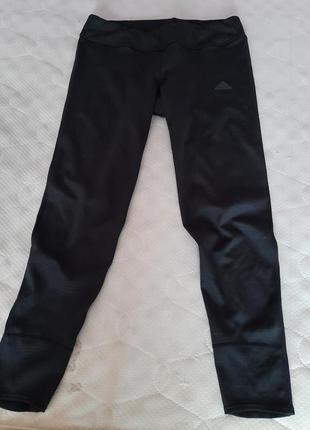 Спортивные лосины adidas, женские спортивные лосины, спортивные лосины, спортивные штаны