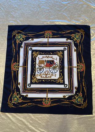 Шикарный платок косынка  72*72