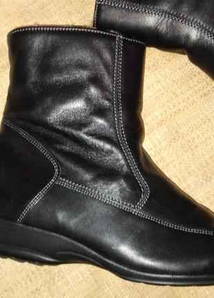 39р-25/5 см кожа на овчине barefoot corami сапоги