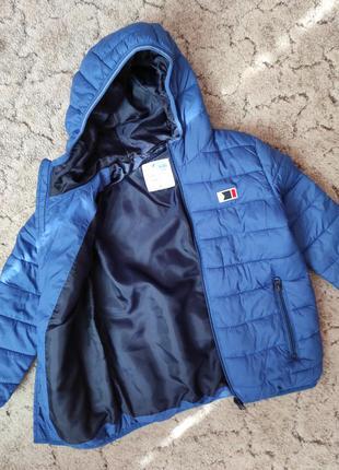 Куртка демисезонная gemo kids 110p