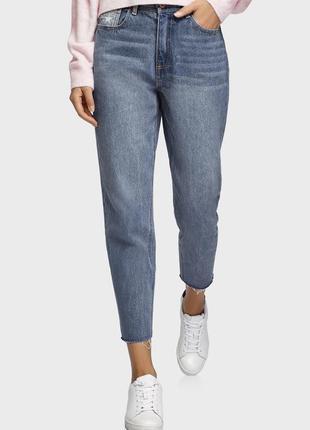 Oodji джинсы синие