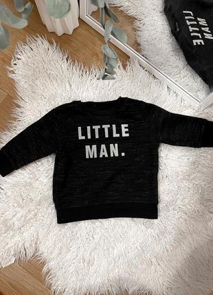 Свитшот на малыша