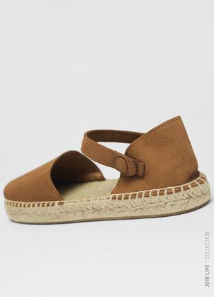 Босоніжки сандалі zara