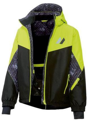 Лыжная термокуртка на мальчика