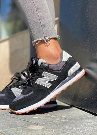 Хит продаж женские кроссовки new balance 574
