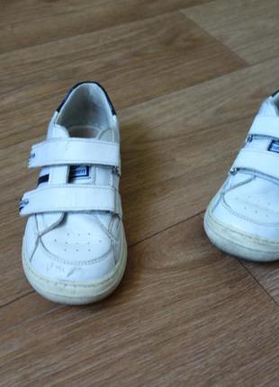 Ортопедические кожаные кроссовки minimen р. 29 (19 см)