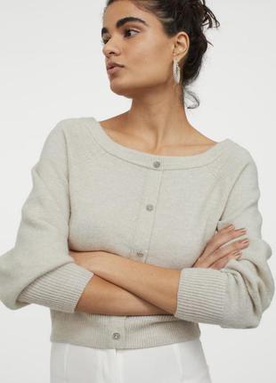 H&m вишуканий жіночий светр