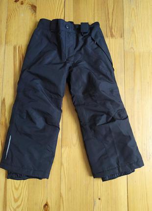 Зимові лижні штани lupilu/лижний напівкомбінезон