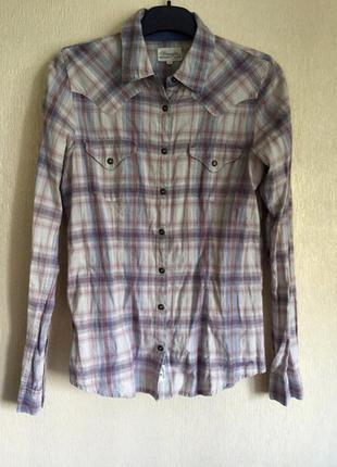 Крутая  рубашка wrangler