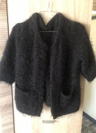 Кофта/накидка/пиджак / кардиган /свитер /пушистый